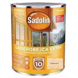 SADOLIN EXTRA- lakierobajca do drewna, bezbarwna, 5l