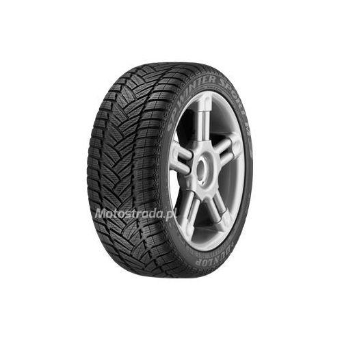 Opony zimowe, Dunlop SP Winter Sport M3 245/45 R18 96 V