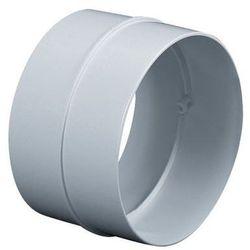 Łącznik nypel kanału wentylacyjnego okrągłego ABS Awenta KO150-21 - DN 150