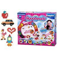 Kreatywne dla dzieci, Aquabeads Kuferek Artysty 1200 el. TV 31628