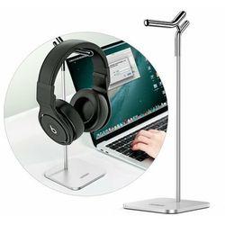 Ugreen regulowany stojak na słuchawki srebrny (LP143 80701)