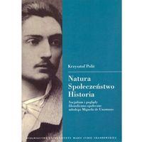 Filozofia, Natura społeczeństwo, historia, socjalizm i poglądy filozoficzno-społeczne... (opr. miękka)