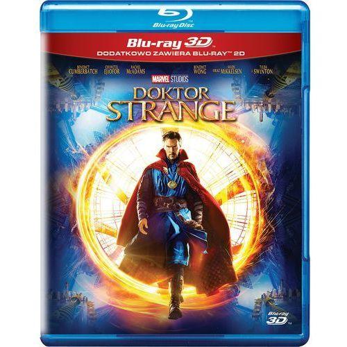Filmy fantasy i s-f, Doktor Strange 3D (Blu-Ray) - Scott Derrickson DARMOWA DOSTAWA KIOSK RUCHU