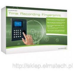 Chipdrive Time Recording C2, Ethernet (LAN), wyświetlacz