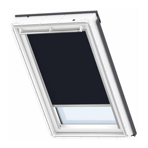 Rolety, Roleta na okno dachowe VELUX elektryczna Standard DML SK08 114x140 zaciemniająca