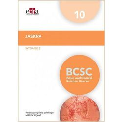 Jaskra BCSC 10 Seria Basic and Clinical Science Course (opr. twarda)