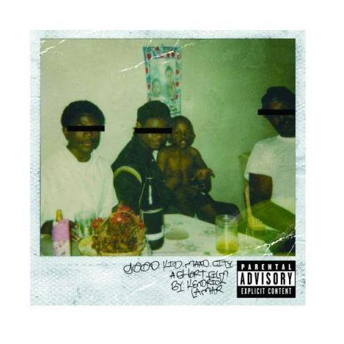 Pozostała muzyka rozrywkowa, Good Kid - M A A D City - Kendrick Lamar (Płyta CD)