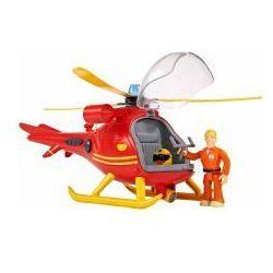 Strażak Sam Helikopter Figurka Światło Dźwięk - Simba