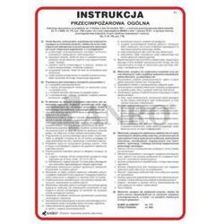 Instrukcja Przeciwpożarowa Ogólna