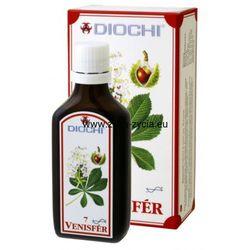 Diochi Venisfer 50ml - Wzmacniający i detoksykujący produkt roślinny