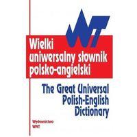 Słowniki, encyklopedie, Wielki uniwersalny słownik polsko - angielski - Tomasz Wyżyński (opr. twarda)