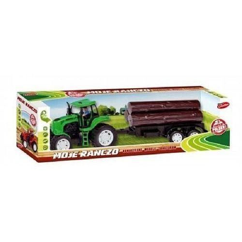Traktory dla dzieci, Traktor moje ranczo 48cm - .