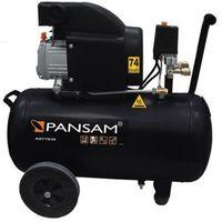 Pozostałe meble do warsztatu, Kompresor olejowy PANSAM A077030 50 litrów DARMOWY TRANSPORT