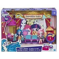 Figurki i postacie, Hasbro My Little Pony Equestria Girls - Mini zestaw kinowy