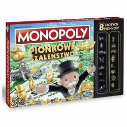Monopoly. Pionkowe szaleństwo