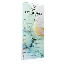 Lash Holder Crystal Lashes Green New