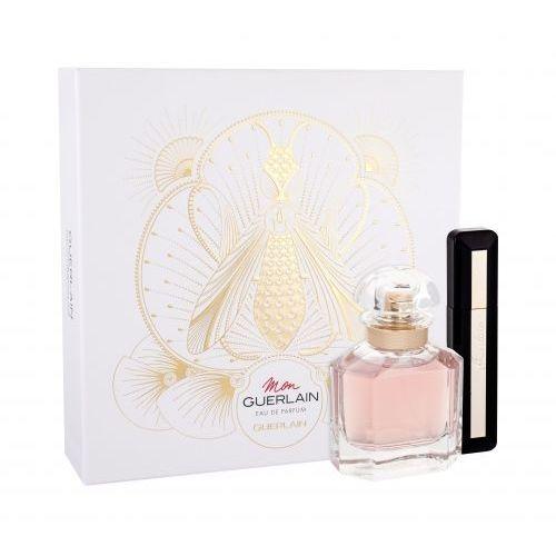 Zestawy zapachowe damskie, Guerlain Mon Guerlain zestaw 50 ml Edp 50 ml + Tusz do rzęs Cils D´Enfer So Volume 01 Noir/Black 8,5 ml dla kobiet