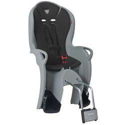 Hamax Kiss siodełko dla dziecka, grey/black Standard 2020 Mocowania fotelików