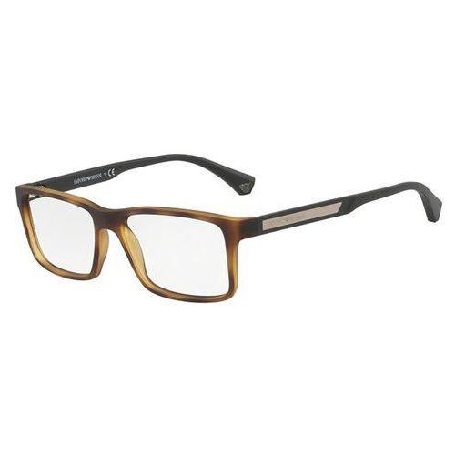 Okulary korekcyjne, Okulary Korekcyjne Emporio Armani EA3038 5594