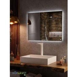Lustro z oświetleniem ledowym do łazienki: ALISA-01
