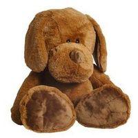 Pluszaki zwierzątka, Molli Toys Piesek Bull Terrier 45 cm