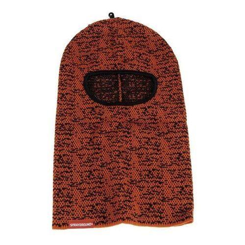 Kominiarki pod kask, maska SPRAYGROUND - Red Knithark (000) rozmiar: OS