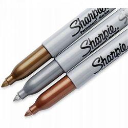 Markery Sharpie metaliczne kpl. złoty, srebrny i miedziany (SHP-1986006)
