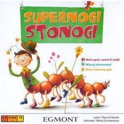 Gra Supernogi Stonogi - DARMOWA DOSTAWA OD 199 ZŁ!!!
