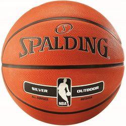 Piłka koszowa Spalding NBA Silver Outdoor 7