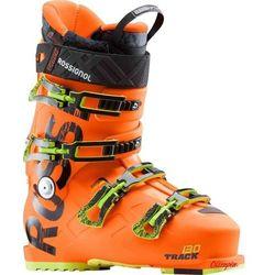 Buty narciarskie Rossignol Track 130 pomarańczowe 2018/2019