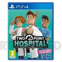 Gry PS4, Two Point Hospital (PS4)