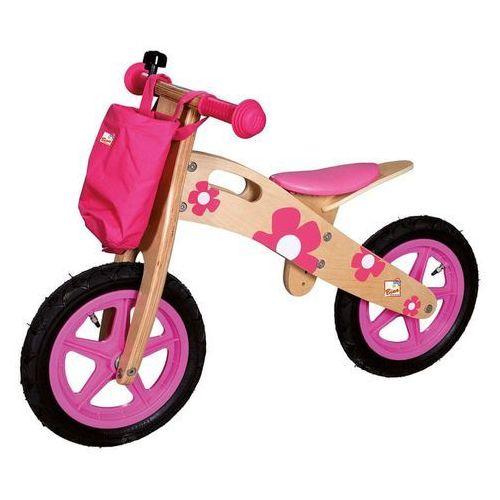 Rowerki biegowe, Bino Rowerek biegowy, różowy