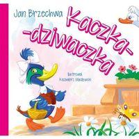 Książki dla dzieci, Kaczka-dziwaczka (opr. kartonowa)