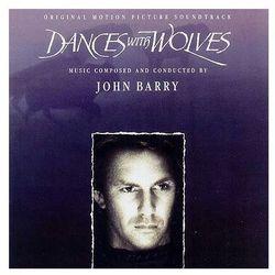 Tańczący z wilkami soundtrack (CD) - Various