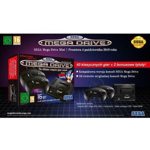 Konsole do gier, Konsola SEGA Mega Drive Mini