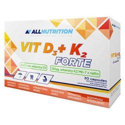 ALLNUTRITION Vit D3+K2 Forte x 30 kapsułek