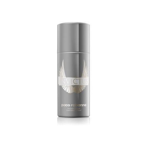 Dezodoranty męskie, Paco Rabanne Invictus 150 ml dezodorant w sprayu