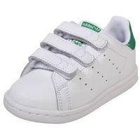 Buty sportowe dla dzieci, ADIDAS ORIGINALS Trampki 'STAN SMITH CF I' zielony / biały