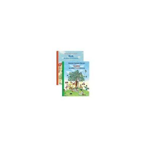Książki dla dzieci, Pakiet: Rok na ulicy Czereśniowej, Lato na ulicy Czereśniowej (opr. twarda)