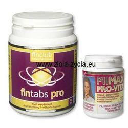Fintabs pro (dawniej Piimax Pro-Vita) - Piękne włosy, paznokcie i cera, zdrowe kości i stawy - FINCLUB