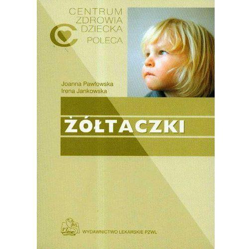 Książki medyczne, Żółtaczki (opr. miękka)