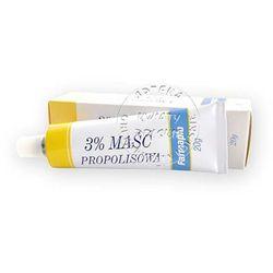Maść propolisowa 3% - - 20 g