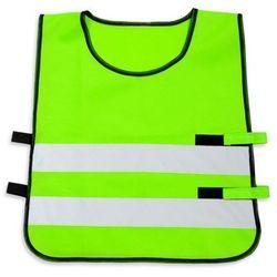 Kamizelka odblaskowa dla dzieci S 110-121cm - S \ zielony
