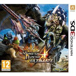 Nintendo gra 3DS Monster Hunter 4 Ultimate - BEZPŁATNY ODBIÓR: WROCŁAW!
