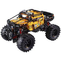42099 ZDALNIE STEROWANY POJAZD TERENOWY (4x4 X-Treme Off-Roader) KLOCKI LEGO TECHNIC