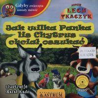 Książki dla dzieci, Jak wilka Panka lis Chytrus chciał oszukać. Darmowy odbiór w niemal 100 księgarniach! (opr. broszurowa)