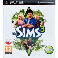Gry na PlayStation 3, The Sims 3 (PS3)