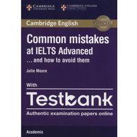 Książki do nauki języka, Common Mistakes IELTS Adv anced with Testbank - Dostawa 0 zł (opr. miękka)