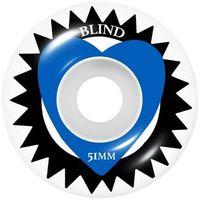 Pozostały skating, kółka BLIND - Heart Wheel Blue (BLUE) rozmiar: 51
