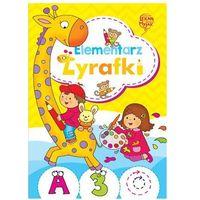 Literatura młodzieżowa, Elementarz Żyrafki - Elżbieta Lekan, Joanna Myjak (ilustr.) - książka (opr. broszurowa)